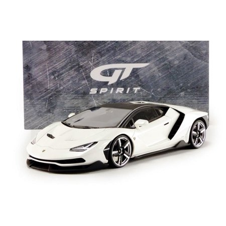 Lamborghini Centenario In White 1 18 Scale By Gt Spirit For Kyosho