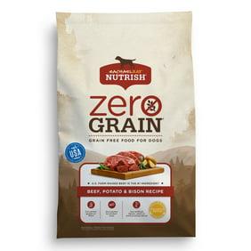 40570ed0b Rachael Ray Nutrish Zero Grain Natural Dry Dog Food