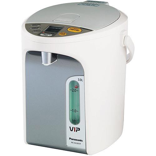 Panasonic NC-HU301P Water Boiler 3.2-Quart with Vacuum In...