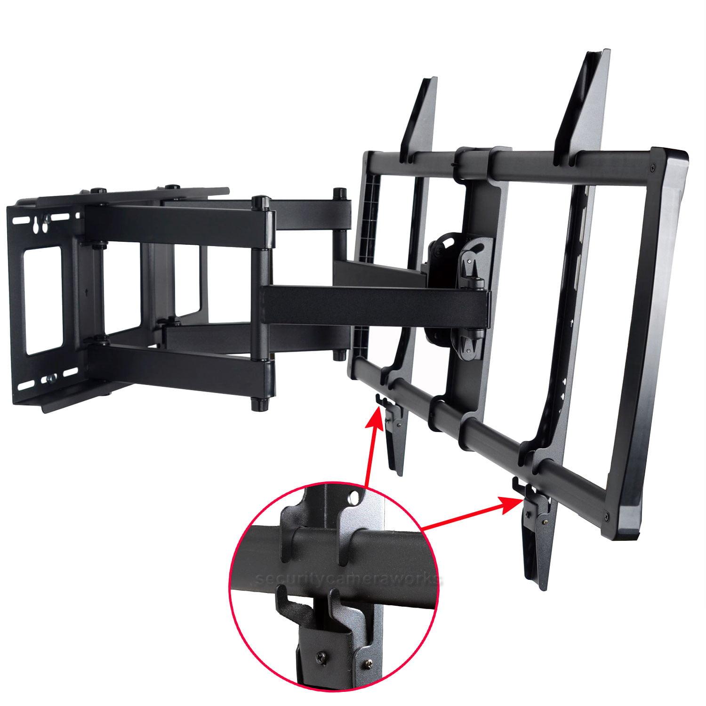 VideoSecu Full Motion Tilt Swivel TV Wall Mount Heavy Dut...
