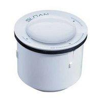 Sloan WES Water Free Urinal Cartridge Kit, Fit Use with Sloan Water free Urinals, ABS, White