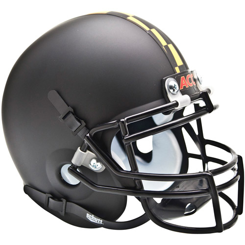 Shutt Sports NCAA Mini Helmet, Maryland Terapins