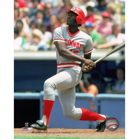 George Foster 1981 Action Photo (Foster Photograph)
