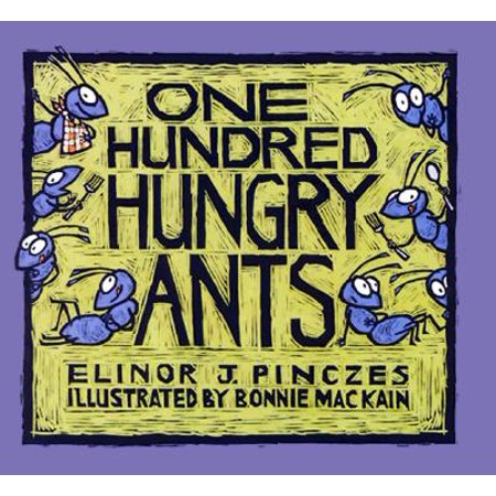 One Hundred Hungry Ants (Paperback) (None But The Hungry Heart Miles J Stanford)