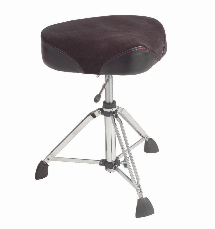 Gibraltar 9608HM Hydraulic Moto Style Drum Throne by Gibraltar