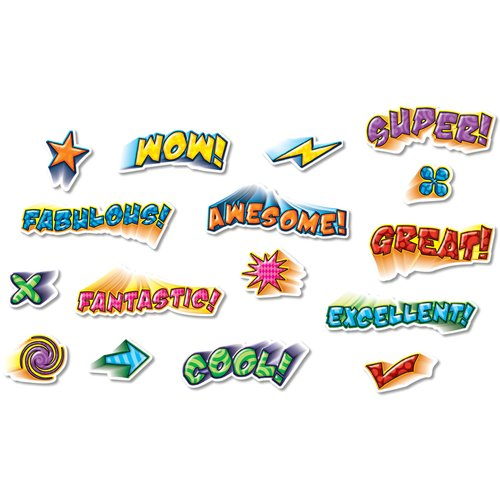 Northstar Teacher Resource Positive Power Bulletin Board Cut Out