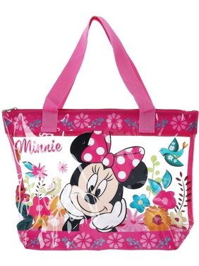 c34309b95 Product Image Size one size Girl's Minnie Mouse Beach Bag, Pink