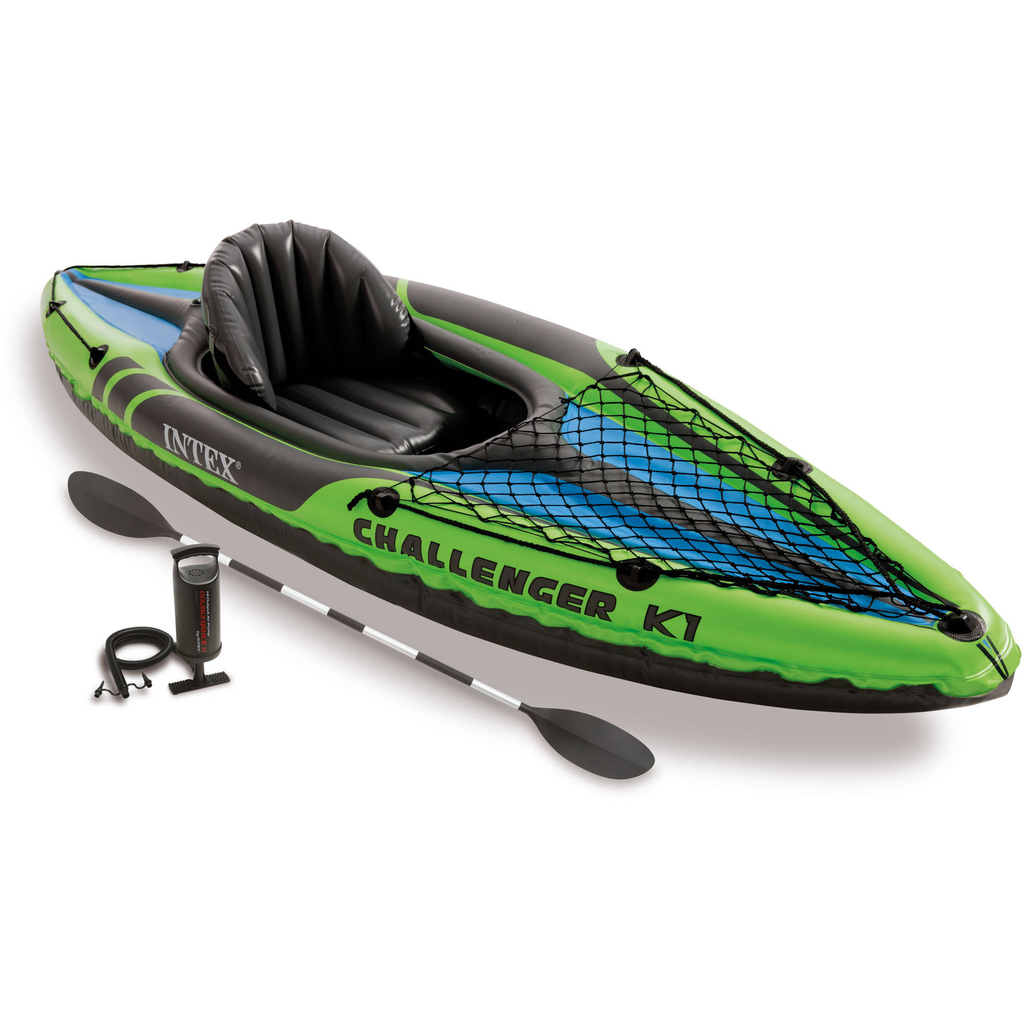 Intex Recreation Challenger K1 Lake Kayak