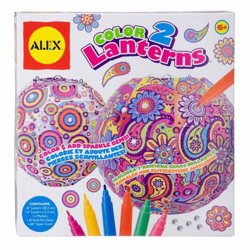 Color 2 Lanterns Kit-