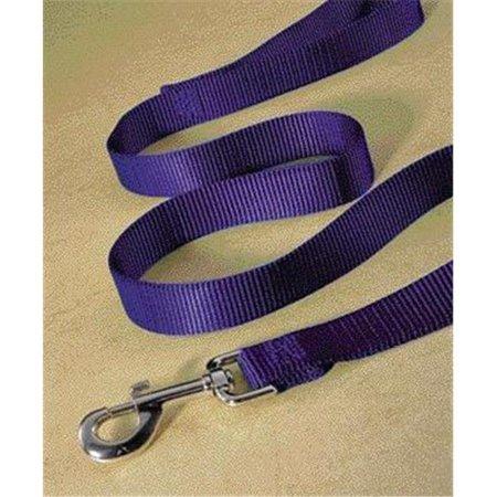 Hamilton Pet Company - Single nylon -pais plomb Pourpre chaud 1 x 6 - SLO 6PU - image 1 de 1