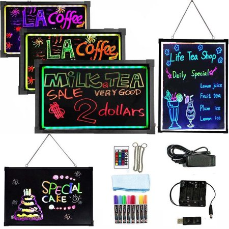 Hosim LED Message Writing Board, 32