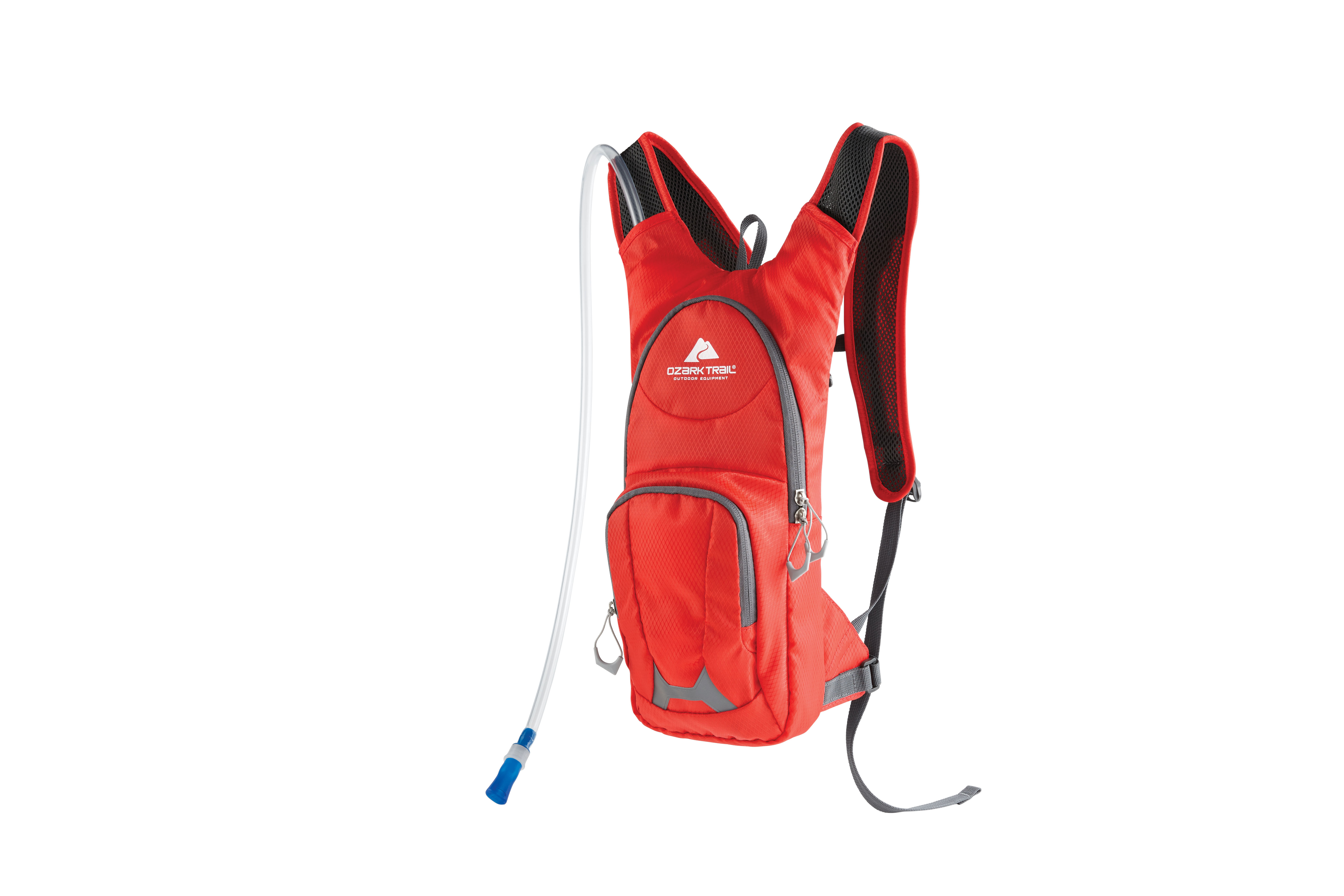 Ozark Trail Hydration Backpack with Hydration Bladder, 5L, Red by WESTFIELD OUTDOOR INC