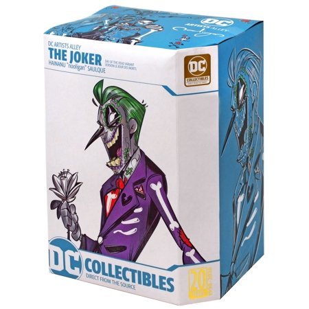 Edition Pvc Statue (DC Artist Alley The Joker PVC Collector Statue [Hainau
