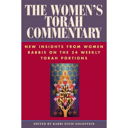 The Women's Torah Commentary : New Insights from Women