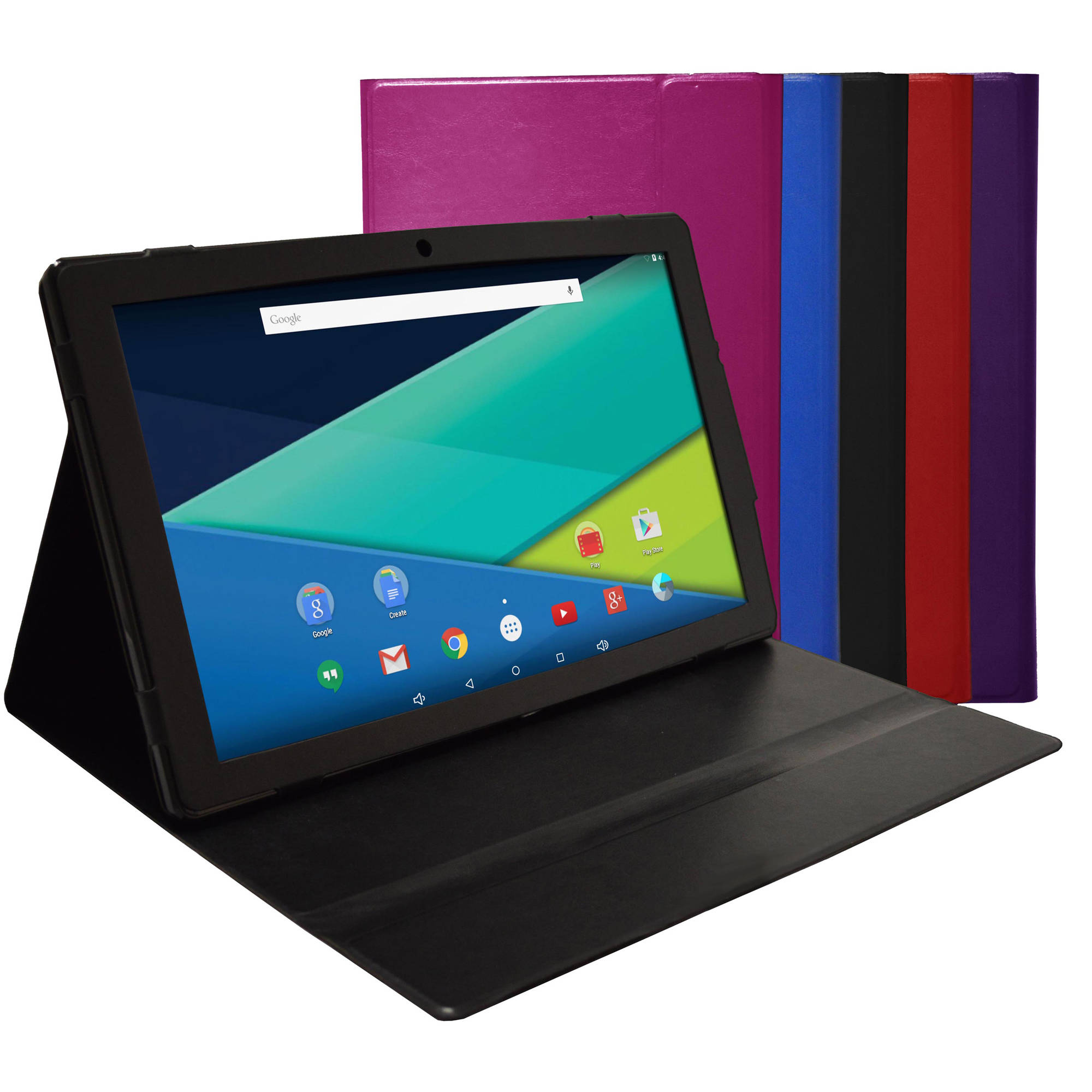 """Visual Land Prestige Elite with WiFi 13.3"""" Touchscreen Tablet PC Featuring Android 5.0 (Lollipop) Operating System"""