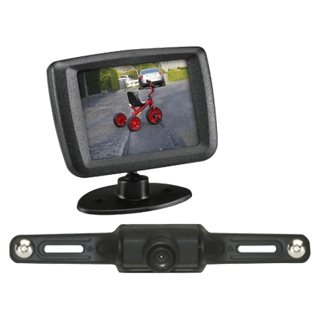 Audiovox ACA240 Wireless back up camera system by