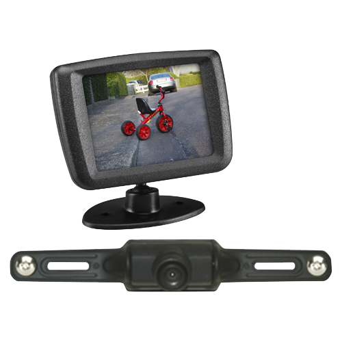 Audiovox ACA240 Wireless back up camera system