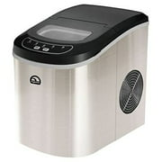 Igloo Portable Countertop Ice Maker ICE102 - Stainless Steel
