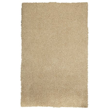 Somette Goa Camel Super Thick Area Rug 5