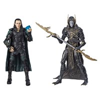 Marvel Legends Series Avengers: Infinity War Loki & Corvus Glaive