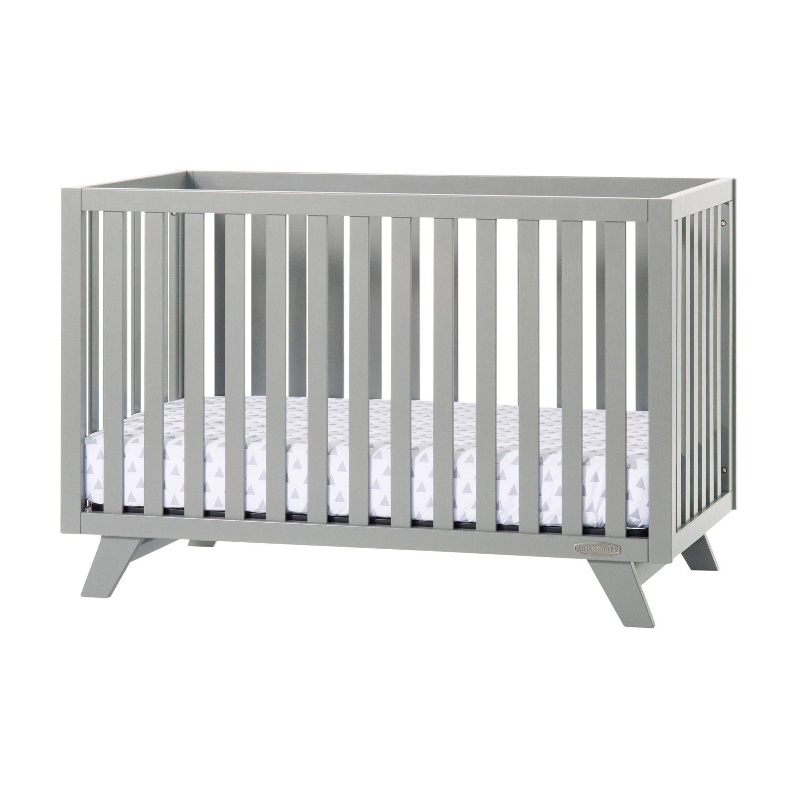 Forever Eclectic™ SOHO 4-in-1 Convertible Crib, Gray