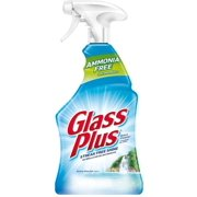3 Pack - Glass Plus Glass Cleaner, Multi-Surface Glass Cleaner 32 oz