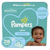 Pampers Complete Clean