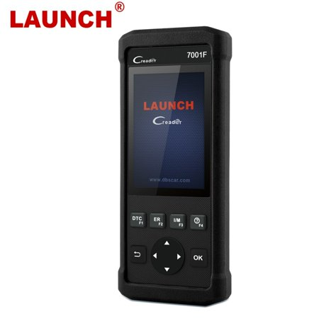 Automotive Scan Tool >> Launch Cr7001f Obd2 Car Automotive Scanner Diagnostic With Epb Bms Dpf Oil Service Reset Check Engine Code Reader Odb 2 Scan Tool