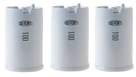 Dupont WFFMC103 Faucet Mount Filter Pack of 3 by Generic