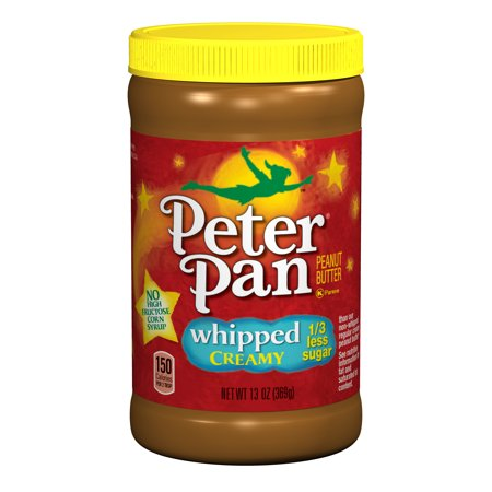 Peter Pan Pnt Btr Creamy Whipped 12/13z