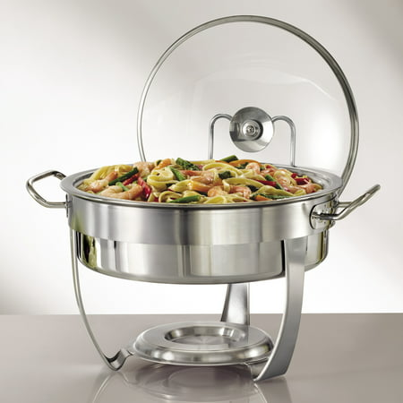 4.5 QT Round Chafing Dish