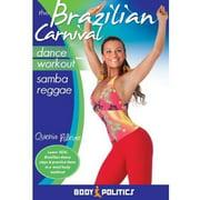Brazilian Carnival Dance Workout: Samba Reggae by