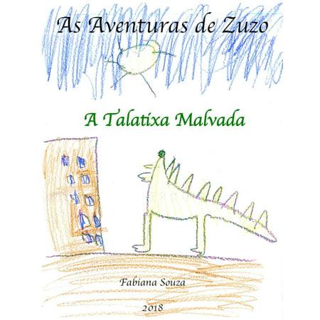 As Aventuras de Zuzo: A Talatixa Malvada - eBook](Risa Malvada Halloween)