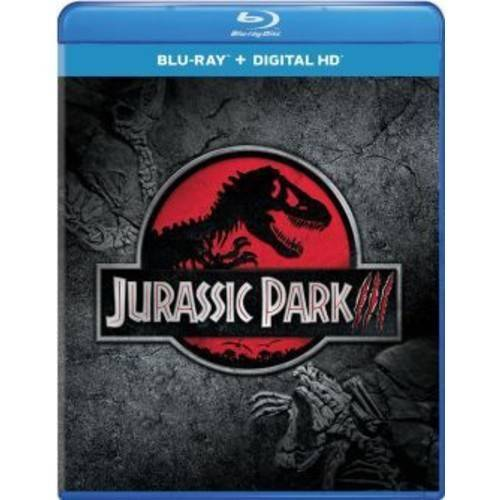 Jurassic Park III (Blu-ray + DVD + Digital Copy) by
