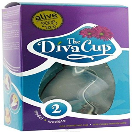 Diva cup model 2 menstrual cup - Buy diva cup ...