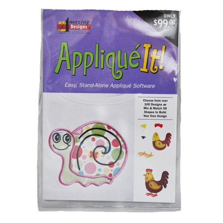 Amazing Designs Applique It Embroidery Solutions AD-AI