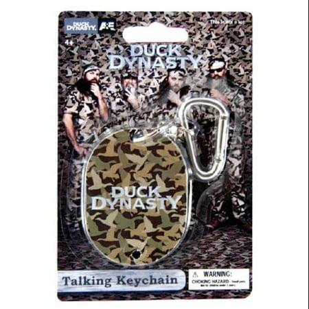 Duck Dynasty Talking Keychain (Talking Parrot Keychain)