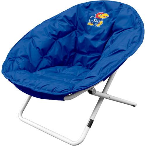 Logo Chair NCAA Kansas Sphere Chair