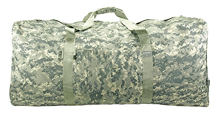 East West USA Extra Large Duffel Bag Digital Camo by