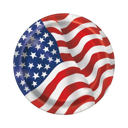 Patriotic USA Flag 7