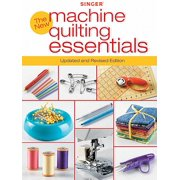 Singer New Machine Quilting Essentials - eBook
