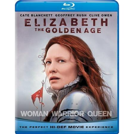 Elizabeth  The Golden Age  Blu Ray