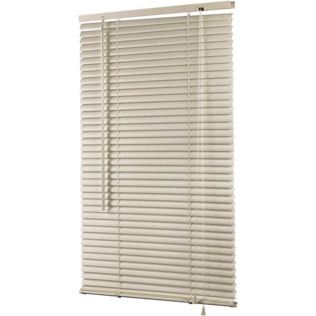 BLIND MINI VINYL WHITE 34X64IN Walmartcom