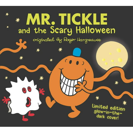 Mr. Tickle and the Scary Halloween - Scary Happy Halloween Font