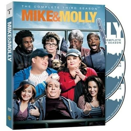 Mike   Molly  The Complete Third Season  Widescreen