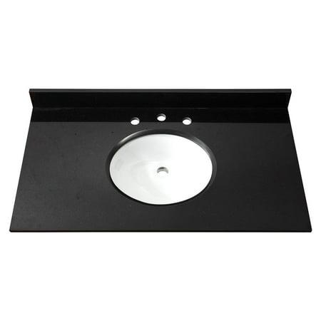 Avanity MADISON-VS36-LE Madison 36-in. Single Bathroom Vanity with Optional Mirror