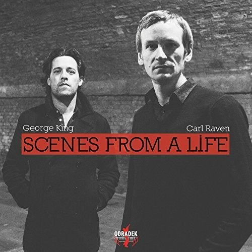 King, George Raven, Carl - Scenes From a Life [CD]