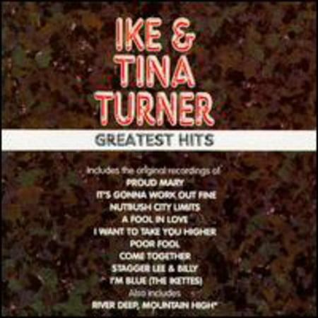 Ike Turner & Tina - Greatest Hits [CD] (Tina Turner Halloween)