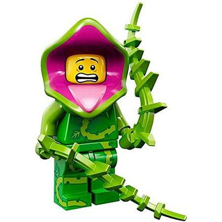 LEGO Minifigure Series 14 71010 HALLOWEEN MONSTERS - PLANT MONSTER GUY](Lego Minifigures Series 14 Halloween)