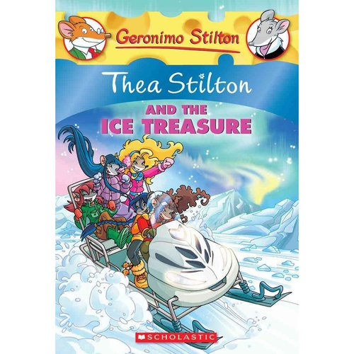 Thea Stilton and the Ice Treasure